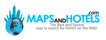 Maps and Hotels with WalkScore